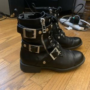 Style by Charles David Caden Moto Boot